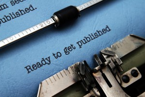 how to get my writing published
