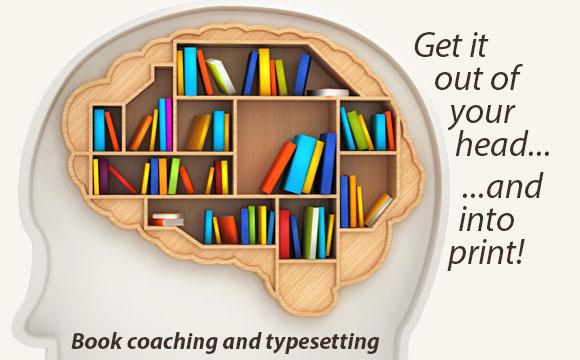 Book Coaching - get it out of your head