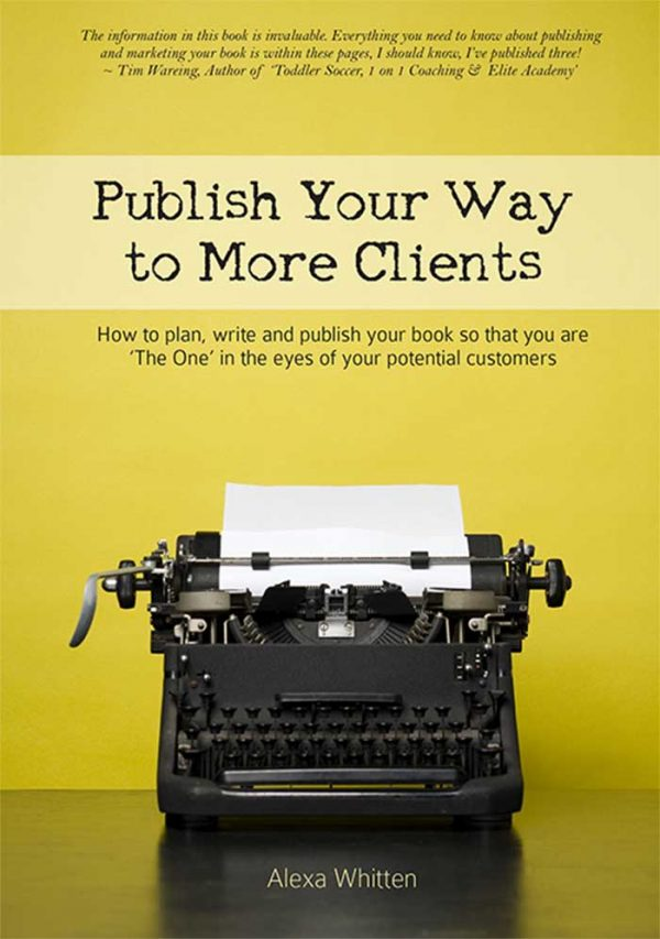 Publish Your Way to More Clients book cover thumbnail