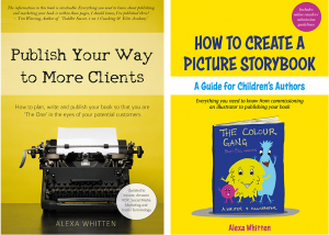 Books by author maker, Alexa Whitten
