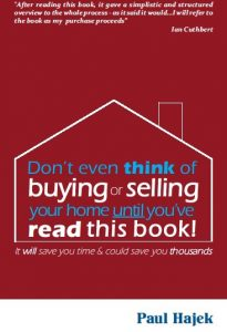 Don't Even Think of Buying or Selling a House Until You've Read This Book