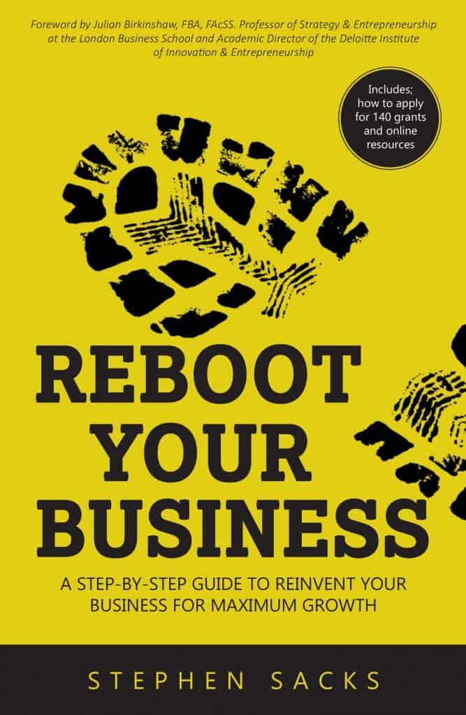 Reboot Your Business by Stephen Sacks