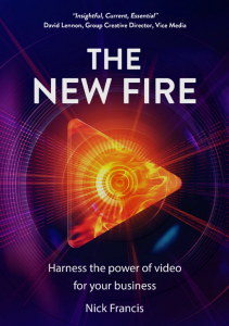 The New Fire by Nick Francis