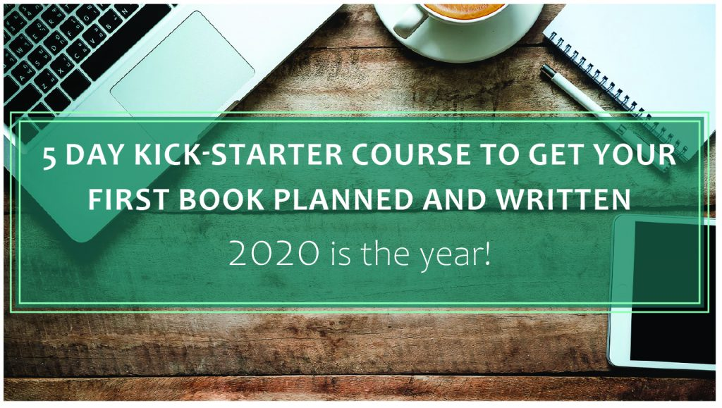 How to write a book online course from The Book Refinery Alexa Whitten