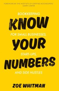 Know Your Numbers by Zoe Whitman