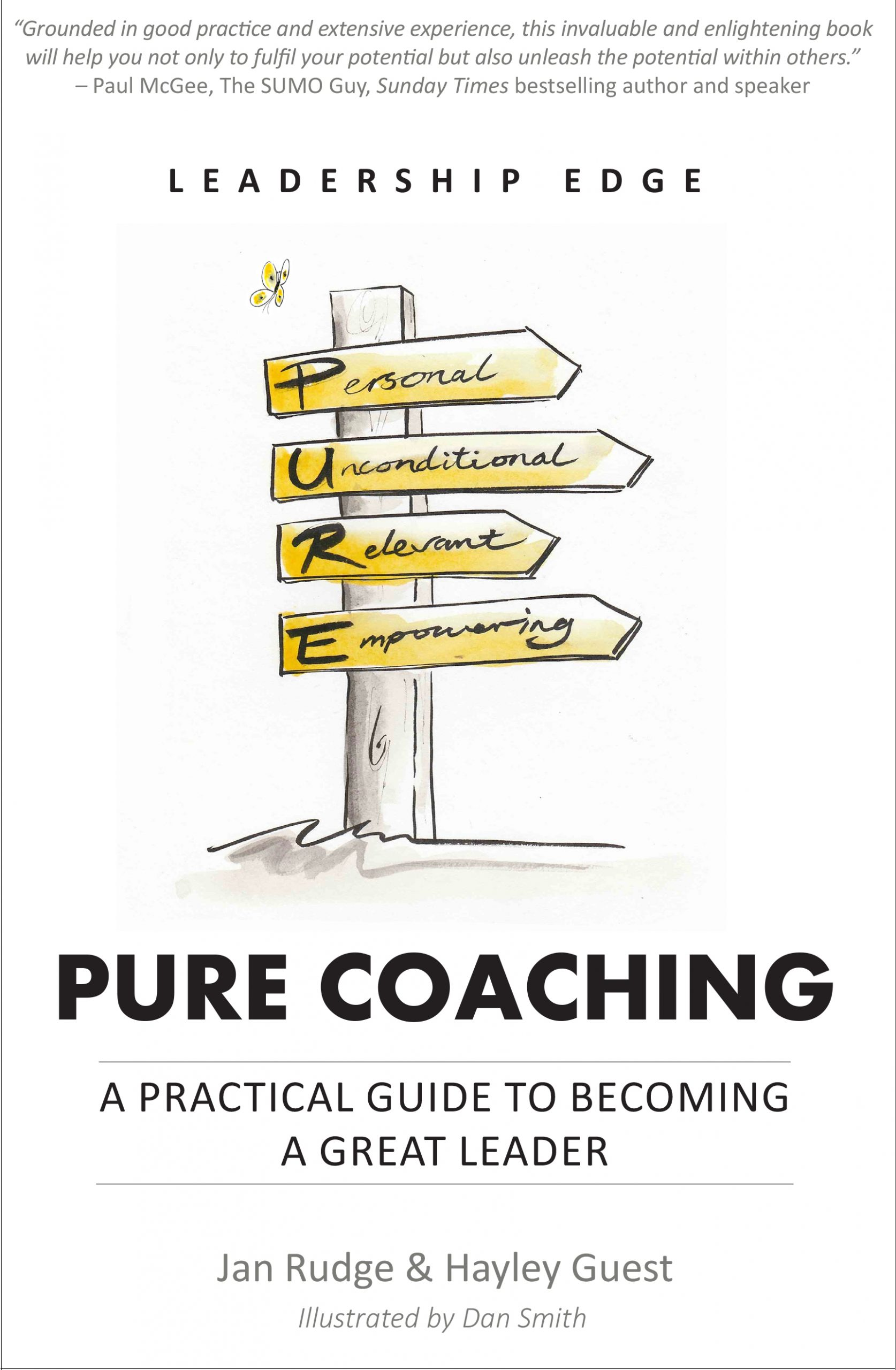 Pure Coaching – Jan Rudge and Hayley Guest