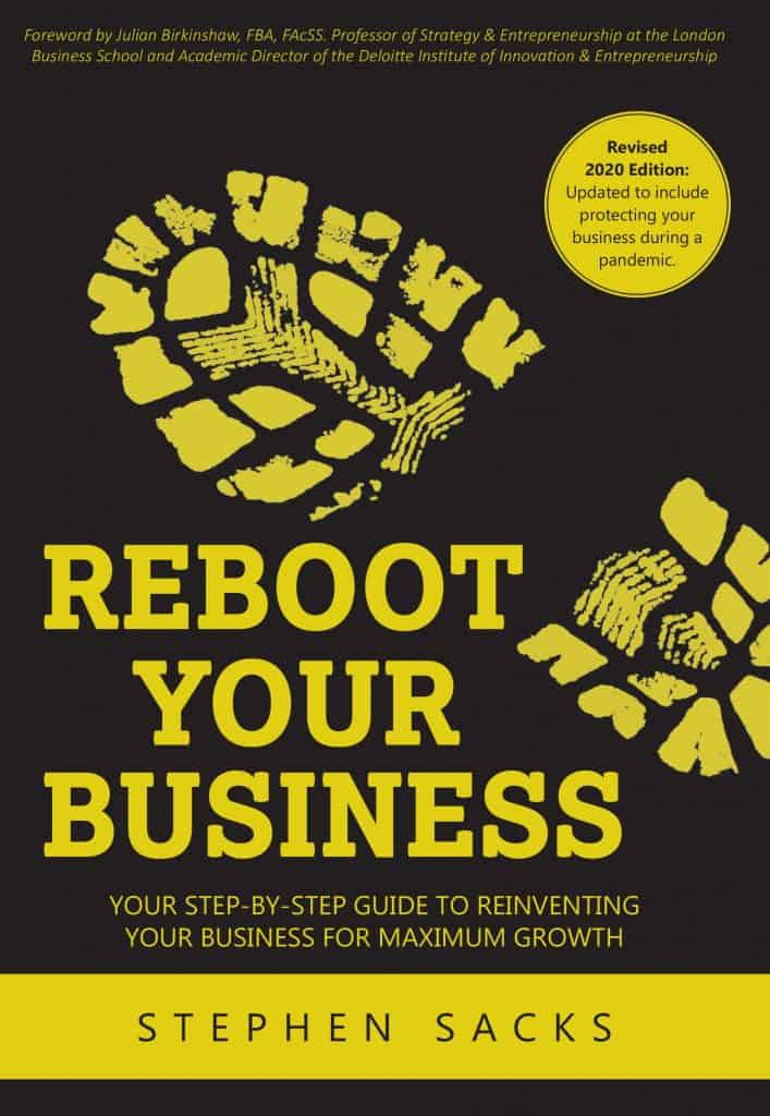 Reboot Your business second edition - Stephen Sacks