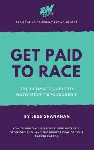 Jess Shanahan - Get Paid to Race