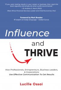 Lucille Ossai – Influence and Thrive