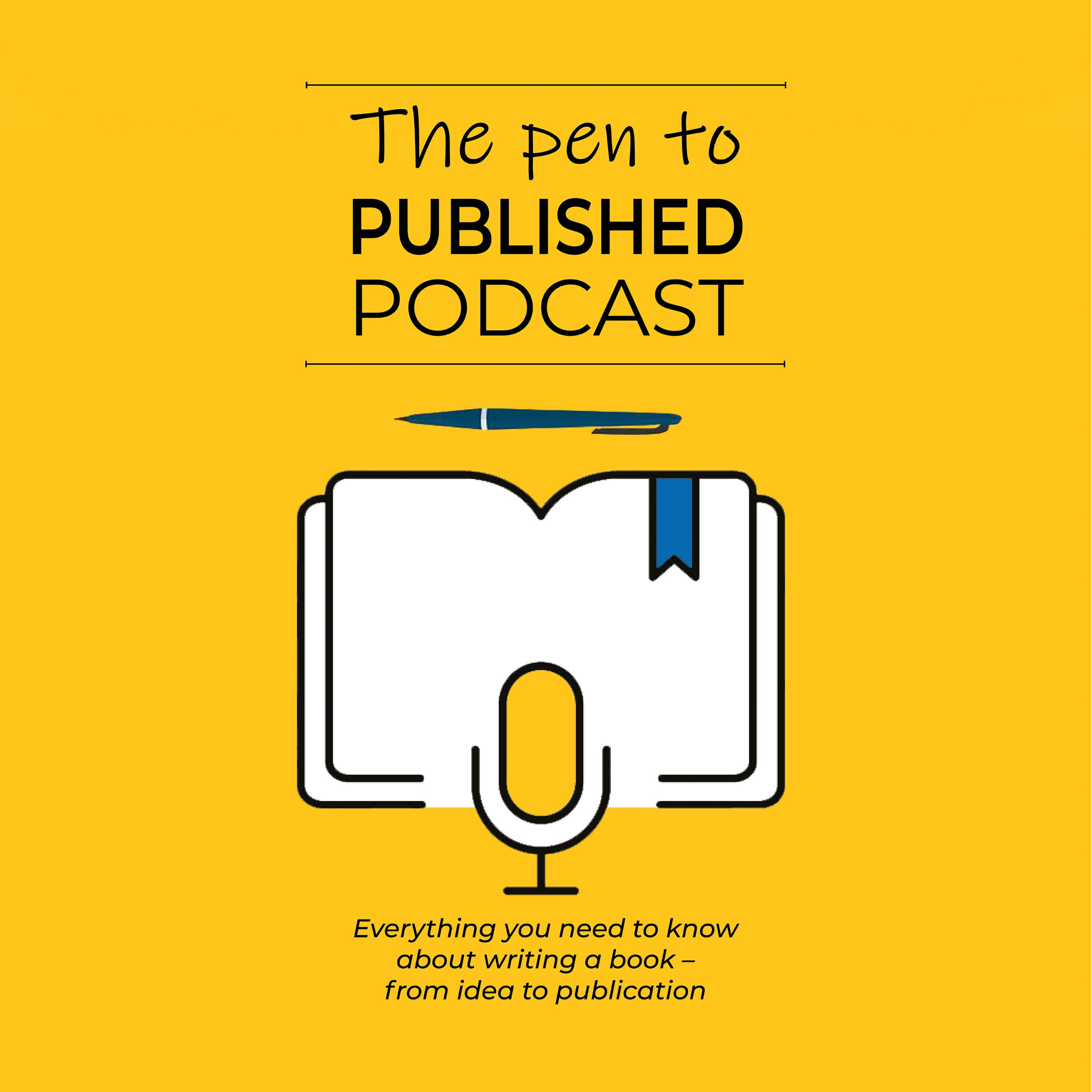 The Pen to Published Podcast